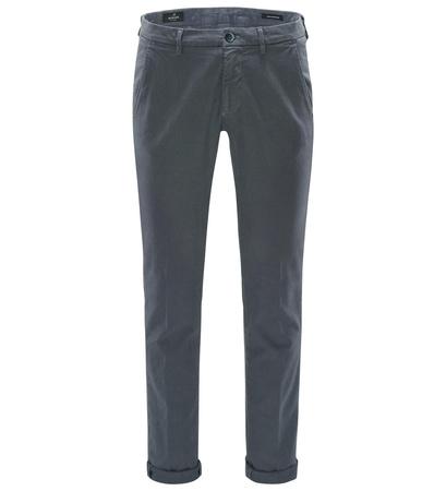 Mason's Baumwollhose 'Torino' graublau grau