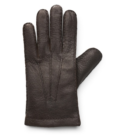 Merola Gloves Handschuhe Pekari-Leder dunkelbraun