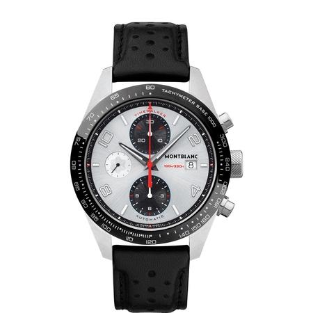Montblanc  -  TimeWalker Automatic Chronograph 41 mm - Herrenuhr schwarz