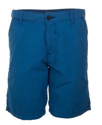Napapijri Herren Bermuda Shorts Nayerou Popeline Blau blau