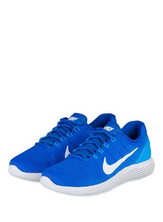 Nike  Laufschuhe LUNARGLIDE 9 blau