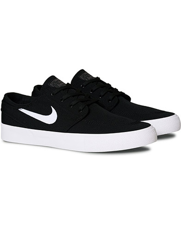 Nike Sneaker mit niedrigem Schaft von . Grösse: US7 - EU40. Farbe: Schwarz.  SB Zoom Stefan Janoski 2 Sneaker Black