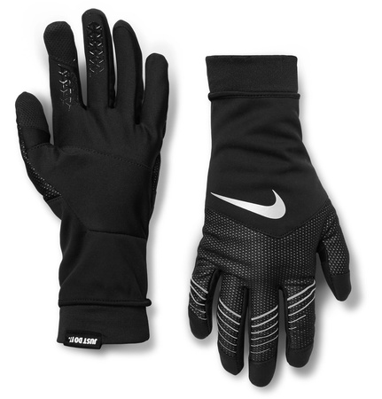 Nike Storm-fit Hybrid Gloves - Black schwarz
