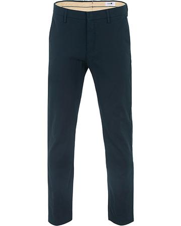 NN.07 Chinos von NN07. Grösse: W28L30. Farbe: Blau. NN07 Theo Regular Fit Stretch Chinos Navy Blue Herren grau