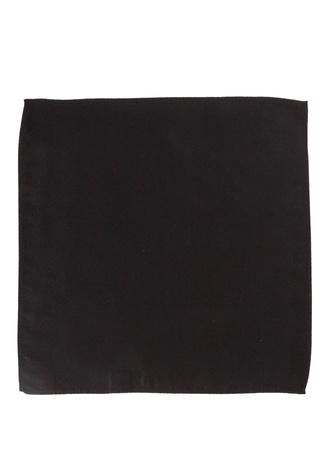 Paul  Einstecktuch schwarz schwarz