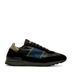 Philippe Model Herren Sneaker Toujour Veau Schwarz schwarz