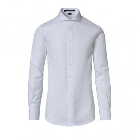 Porsche Design Business Shirt Slim Fit grau