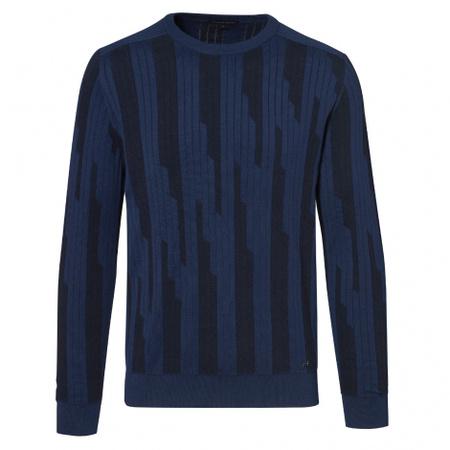 Porsche Design Halogen Structured Sweater grau
