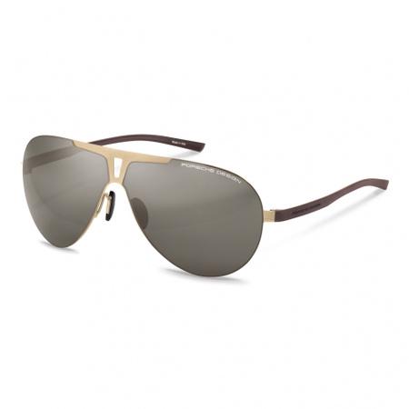 Porsche Design P'8656 Sunglasses grau