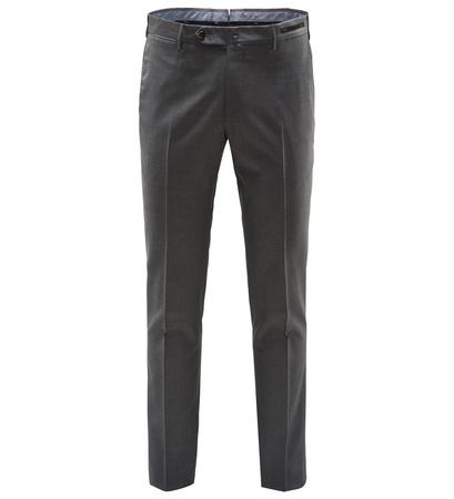 PT01 Pantaloni Torino Wollhose 'Business Evo Fit' grau grau