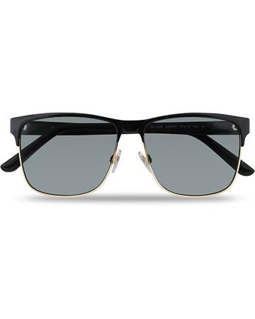Ralph Lauren Gebogene Sonnenbrillen von  Eyewear. Grösse: One size. Farbe: Schwarz.  Eyewear 0PH3128 Sunglasses Black