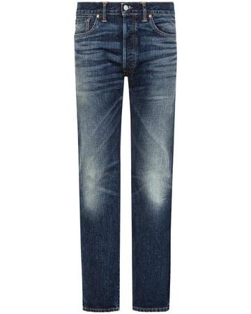 Ralph Lauren Jeans Low Straight (Größe: 31;32;33;34;36;38) grau