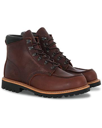Red Wing Stiefel von  Shoes. Grösse: US7,5 - EU40. Farbe: Braun.  Shoes Sawmill Boot Briar Oil Slick Leather Herren braun