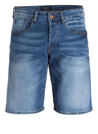 Scotch & Soda  Jeans-Bermudas RALSTON Regular Slim-Fit grau