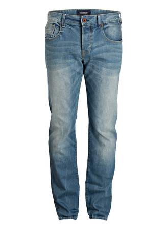 Scotch & Soda  Jeans RALSTON Regular Slim-Fit grau