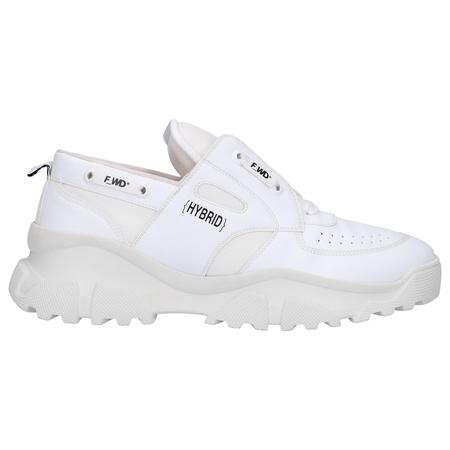 Sneaker low UMAYLA Econappa Logo weiß