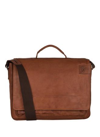Strellson  Laptop-Tasche UPMINSTER braun