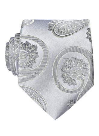 Strokesman's  Krawatte grau