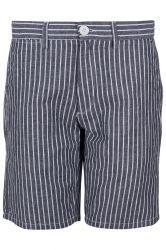 Sun68 Herren Bermuda Shorts Navy grau