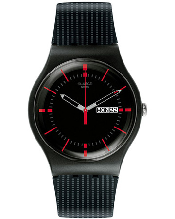 Swatch Uhren von . Grösse: One size. Farbe: Schwarz.  Gaet