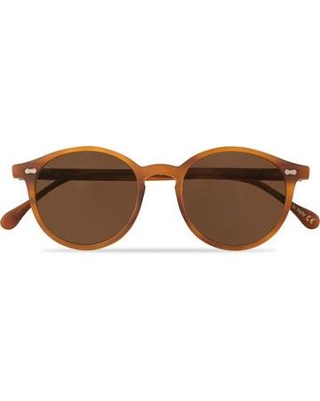 TBD Eyewear Runde Sonnenbrillen von . Grösse: One size. Farbe: Braun.  Cran Sunglasses Matte Classic Tortoise Herren braun