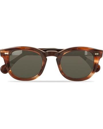 TBD Eyewear Runde Sonnenbrillen von . Grösse: One size. Farbe: Braun.  Donegal Sunglasses Havana Herren grau