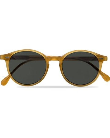TBD Eyewear Runde Sonnenbrillen von . Grösse: One size. Farbe: Gelb.  Cran Sunglasses Honey Herren grau