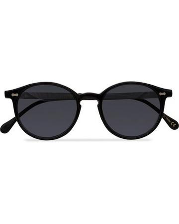TBD Eyewear Runde Sonnenbrillen von . Grösse: One size. Farbe: Schwarz.  Cran Sunglasses Black Herren grau