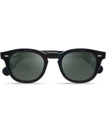 TBD Eyewear Runde Sonnenbrillen von . Grösse: One size. Farbe: Schwarz.  Donegal Sunglasses Black Herren grau