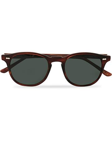TBD Eyewear Sonnenbrillen von . Grösse: One size. Farbe: Braun.  Shetland Sunglasses Havana Herren grau