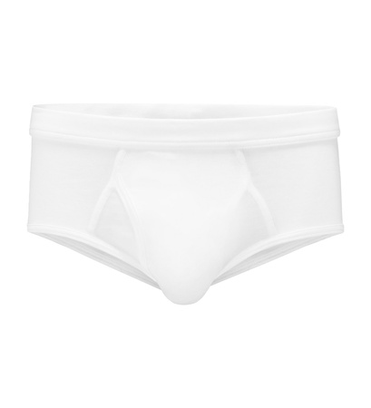 The White Briefs Sport Slip 'Platan' weiß weiss
