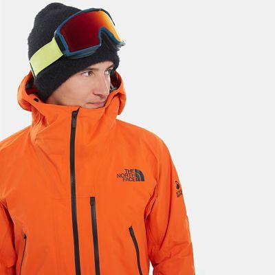 TheNorthFace The North Face Herren Freethinker Futurelight™ Jacke Papaya Orange Größe L Men