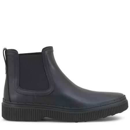 Tod's  - Chelsea Boots aus Leder