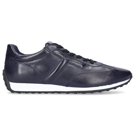 Tod's  Sneaker low SPORTIVO  Kalbsleder  Logo dunkelblau grau
