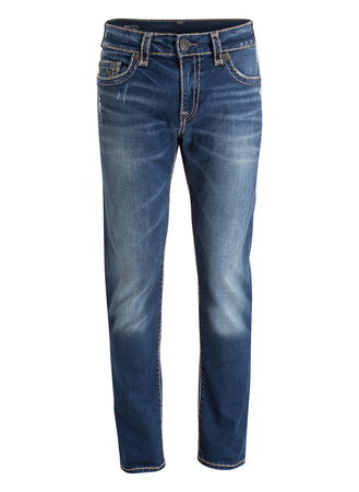 True Religion  Jeans ROCCO Relaxed Skinny-Fit grau