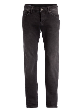 True Religion  Jeans ROCCO Relaxed Skinny-Fit schwarz