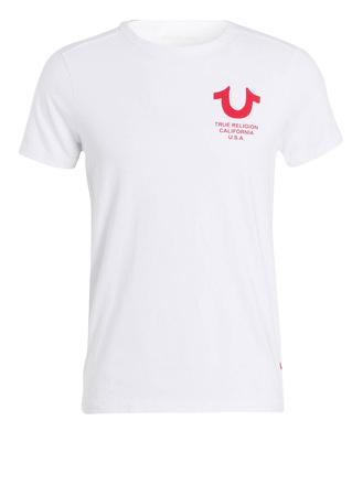 True Religion  T-Shirt grau