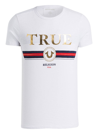 True Religion  T-Shirt grau