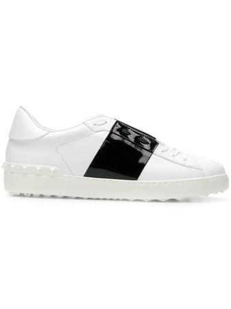 Valentino   Garavani 'Open' Sneakers - Weiß