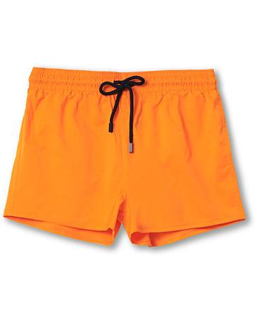Vilebrequin Badehosen von . Grösse: S. Farbe: Orange.  Save the Ocean MAN Swim Shorts Flamme Herren orange