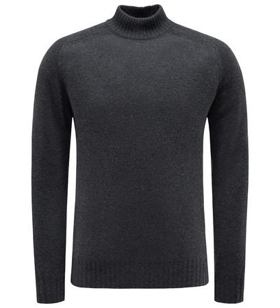 Von Braun Cashmere Pullover anthrazit grau