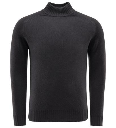 Von Braun Cashmere Pullover dunkelgrau schwarz