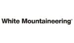 White Mountaineering - Mode