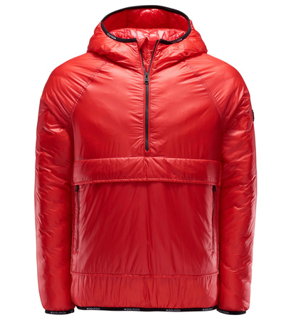 Woolrich Windbreaker 'Pack-it Anorak' rot rot